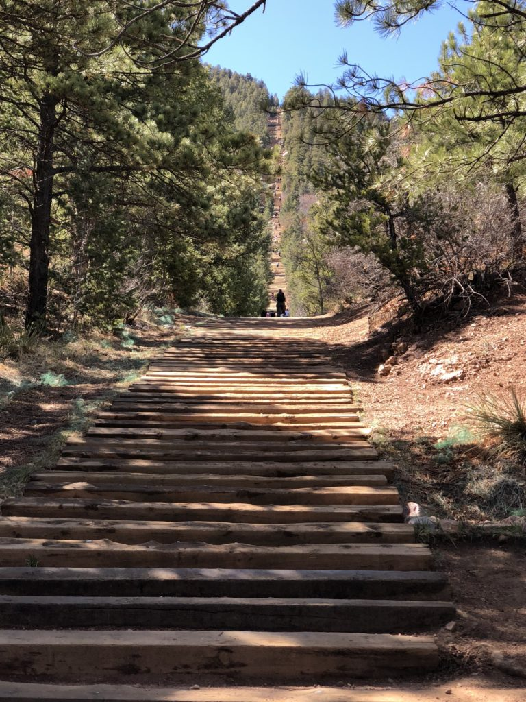 When We Arenu0027t Climbing Stairs, To What Seems Like No End, We Are Of Course  Riding Our Bicycles. Colorado Springs And Colorado In General Is Extremely  Bike ...